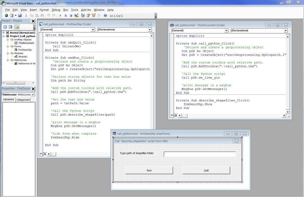 GeoModeler - Python Programming